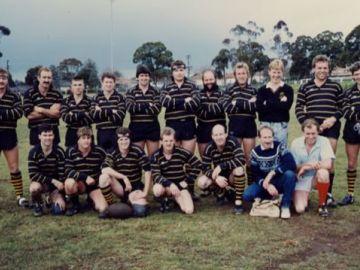 Team unknown, Year unknown.