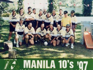 Team unknown, 1997.